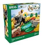 Brio- Set aventura en el safari (33960)