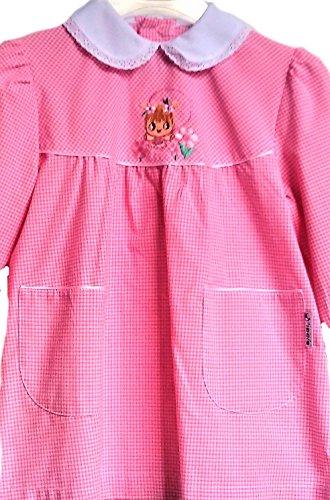 GREMBIULE ASILO NIDO (36 mesi - 98 cm, rosa)
