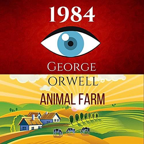 1984 & Animal Farm Titelbild