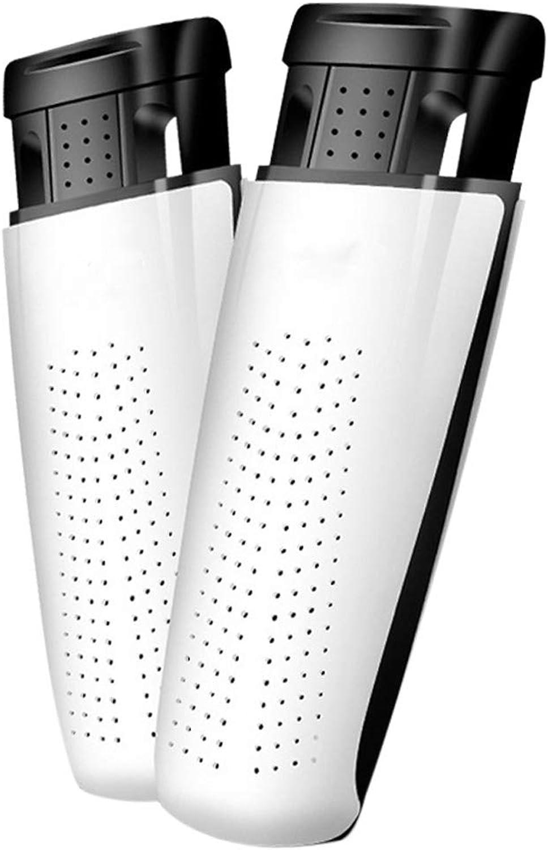 Tragbarer skalierbarer elektrischer Schuhtrockner Schuhtrockner Schuhtrockner - Deodorization Anion Sterilisation Dual Core PTC Heizung Thermostat wärmer Intelligente Klassifizierung zum Trocknen von Stiefeln Handschuhe Socken B07KV1D14N  Moderne Technologie 8467eb