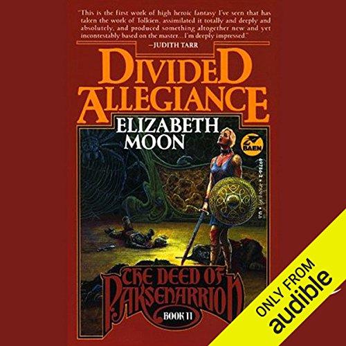 Divided Allegiance cover art