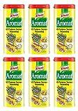 Knorr Aromat Todos Los Condimentos Salados Propósito (90g) (Paquete de 6)