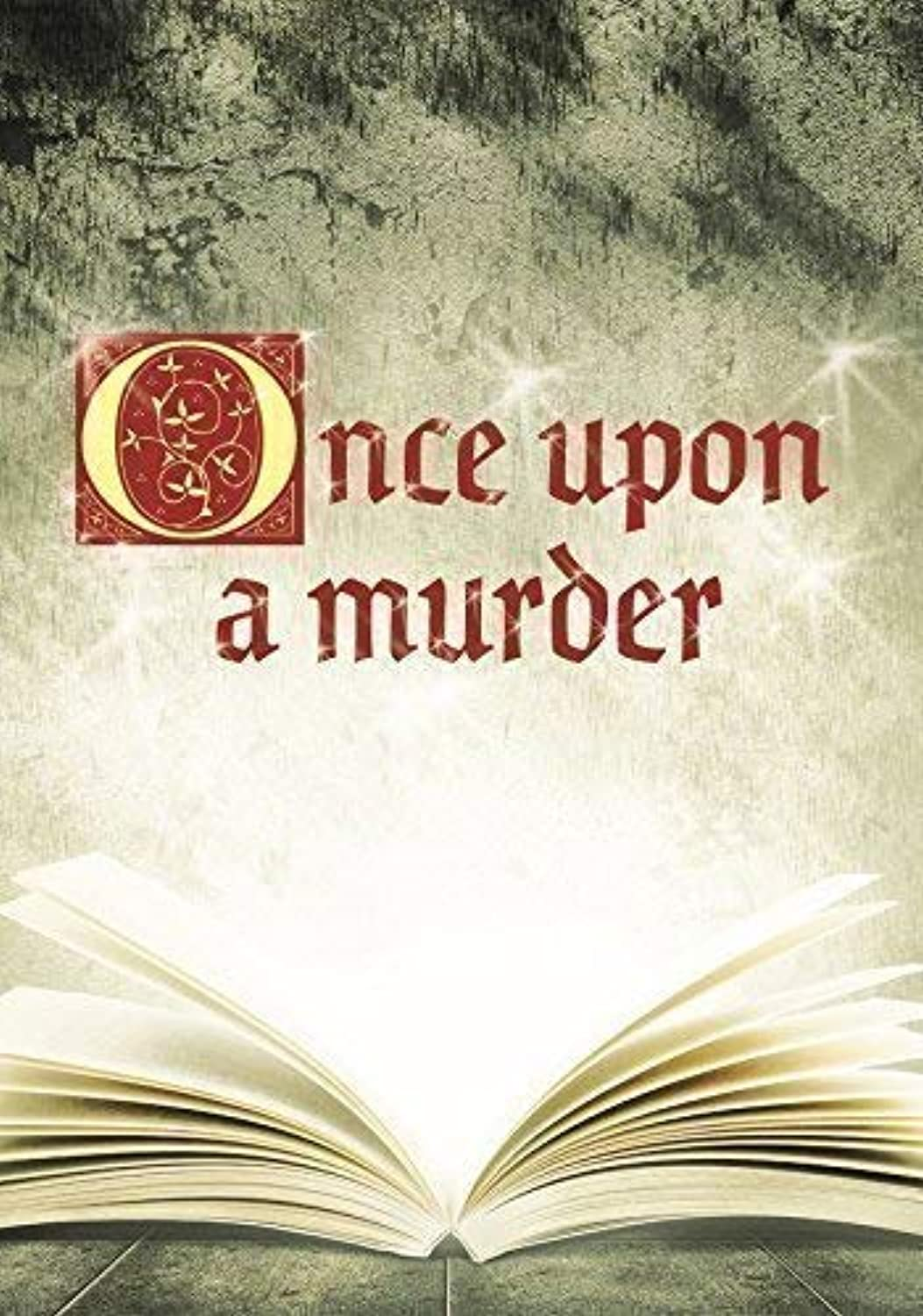 Once Upon a Murder  murder mystery game for 8 players