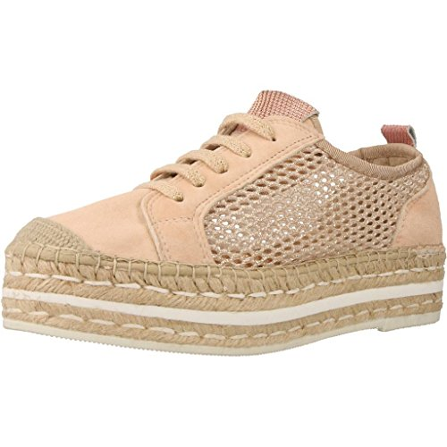 Vidorreta Damen Halbschuhe Derby Schuhe 06400ANCT Pink 36 EU