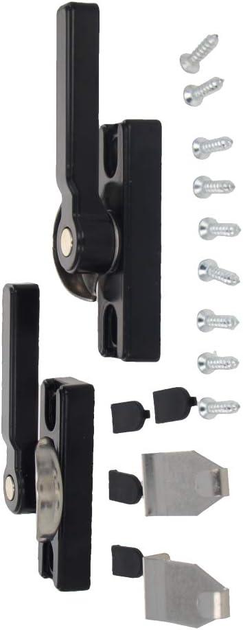 Aicosineg 1Pair Zinc Alloy Spring Cam Action Sash Max 40% OFF Max 85% OFF Window fo Lock