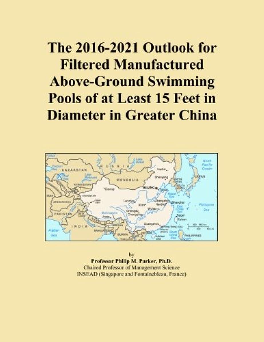 リビングルーム再撮り感情のThe 2016-2021 Outlook for Filtered Manufactured Above-Ground Swimming Pools of at Least 15 Feet in Diameter in Greater China