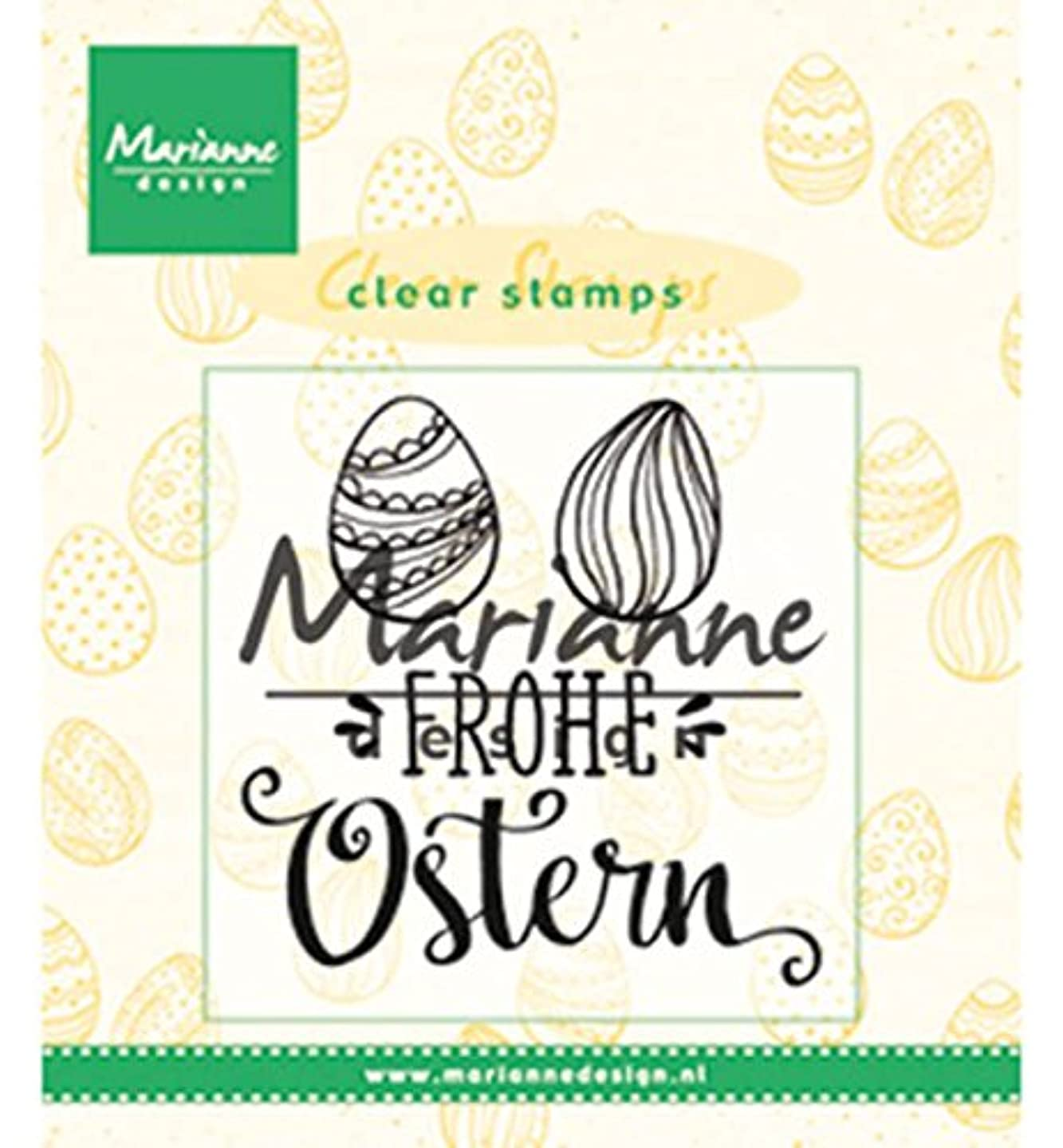 Marianne Design HT1631 Stamp Clear