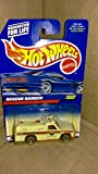 Hot Wheels -#1061 Rescue Ranger Condition Mattel 1:64 Scale by