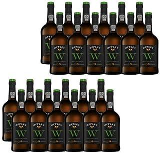 Vino de Oporto Offley Blanco - Vino Fortificado- 24 Botellas