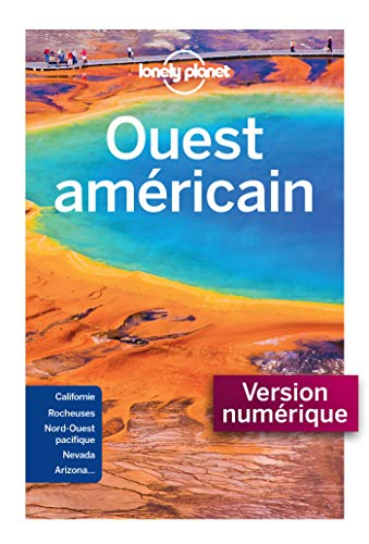 Ouest américain 9ed (Guide de voyage)