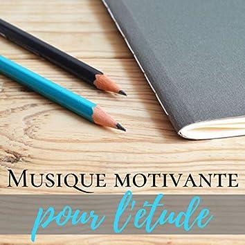 Musique motivante pour l'étude: Battements binauraux pour concentration profonde, meilleur apprentissage