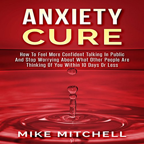 Anxiety Cure cover art