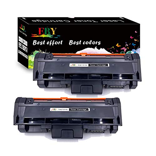 EBY Kompatibel Toner für Samsung D116L MLT-D116L für Samsung Xpress M2675FN M2625D M2835DW M2885FW M2825DW M2625 M2626 M2675 M2676 M2825 M2825ND M2826 M2875 M2875FW M2876 M2875FD