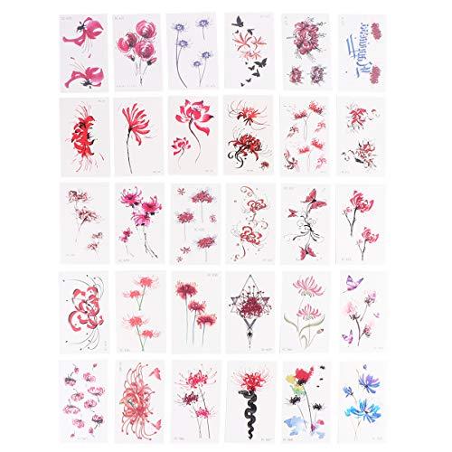 pegatina flor fabricante EXCEART