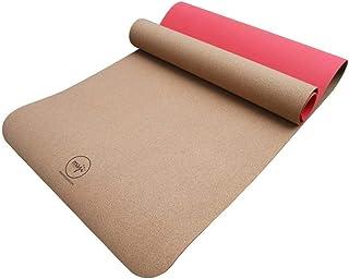 96af1c44f67 Maji Sports Eco-Friendly Cork + TPE Anti-Microbial & Durable Yoga Mat