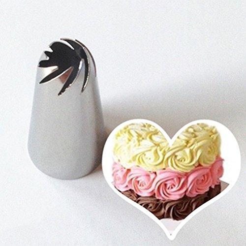 Spritztülle für Spritztülle für Fondant / Kuchen