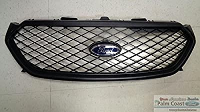 Ford Genuine DG1Z-8200-AA Radiator Grille Assembly