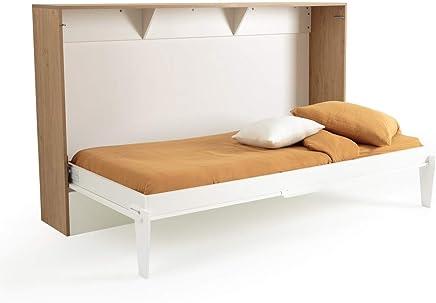 Amazon.it: letto a scomparsa - 90 x 190 cm / Camera da letto ...