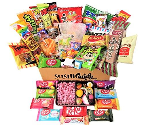 45 japanische süssigkeiten box dagashi japanische kitkat japanese candy