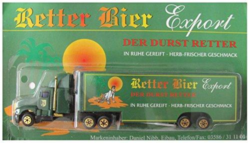 Retter Bier Nr.05 - Export - Kenworth T800 - US Sattelzug