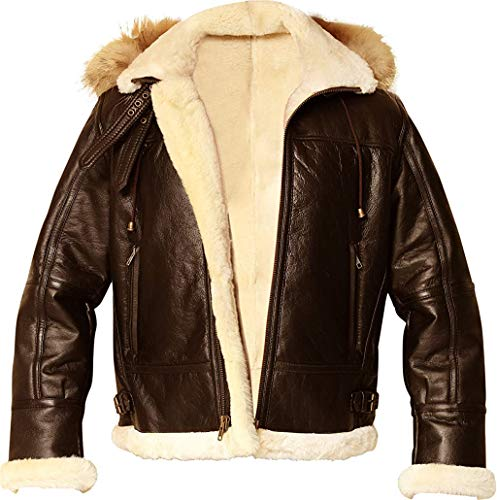 Leather Jacket for Men Uk