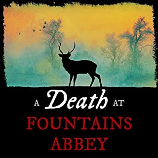 A Death at Fountains Abbey cover art