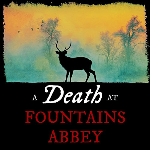 A Death at Fountains Abbey Titelbild