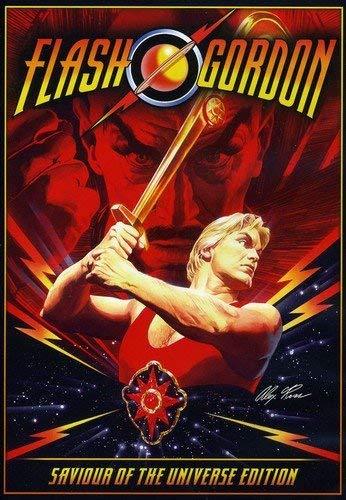 Flash Gordon by Sam J. Jones