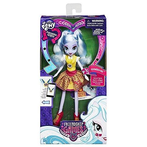 My Little Pony Equestria Girls Sugarcoat Friendship Games Doll by My Little Pony Equestria Girls
