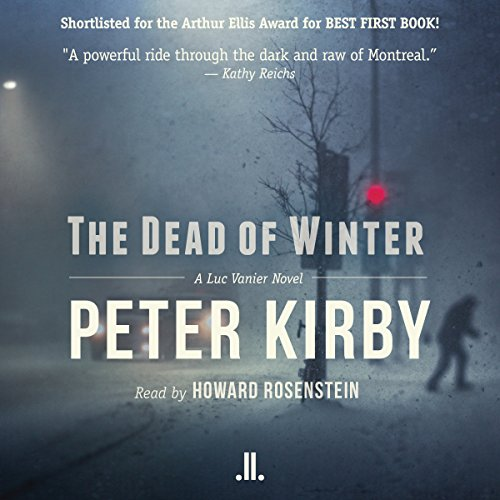 The Dead of Winter audiobook cover art