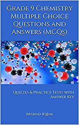 9th Grade Chemistry MCQ Download (230 MCQs)