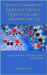 9th Grade Chemistry Quiz, MCQs & Tests