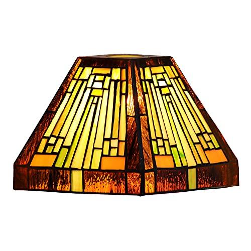 Capulina Tiffany Lamp Shade W7