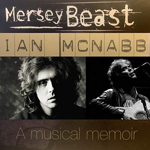 Merseybeast audiobook cover art