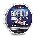 Tubertini Gorilla UC 6 Sinking 0,20mm 350m 4,80Kg* 4264020 sinkende Schnur