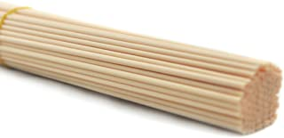 Sponsored Ad - 50 Pieces Fiber Reed Diffuser Replacement Refill Sticks for Aroma Fragrance (Beige, 12