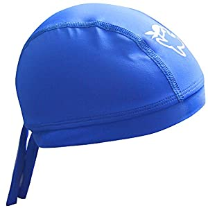 IQ-Company 8283152448-51cm Bandana, Unisex niños, Azul Profundo, 51 cm