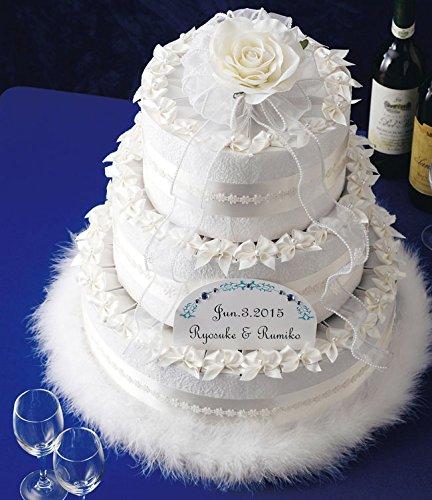 【期間限定】《スノージュエル》 ホワイトストロベリーチョコ(60個セット)【ウェディングケーキ プチギフト ウェルカムオブジェ】