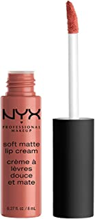 NYX PROFESSIONAL MAKEUP Soft Matte Lip Cream, Cannes, 0.27 Fluid Ounce