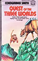 Quest of the Three Worlds 0345277155 Book Cover