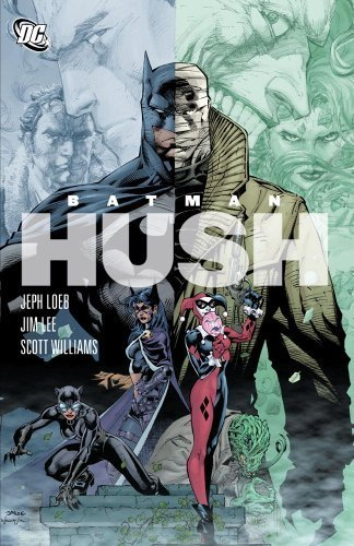 Batman: Hush by Loeb, Jeph (2009) Paperback
