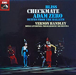 Checkmate / Adam Zero (Suites From The Ballets)