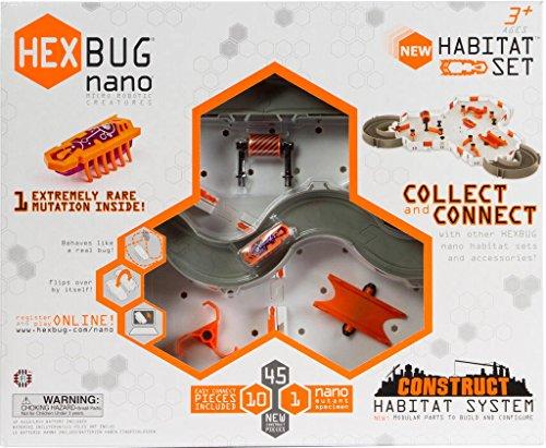 Hexbug 477-2516- Giro Nano Habitat Set Playset para tu insecto robtico (Innovation First)