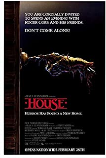 House POSTER Movie (11 x 17 Inches - 28cm x 44cm) (1986)