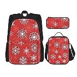 Patrón de copos de nieve de Navidad (13) El mejor regalo para estudiantes...