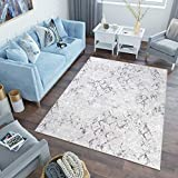 alfombra vintage gris