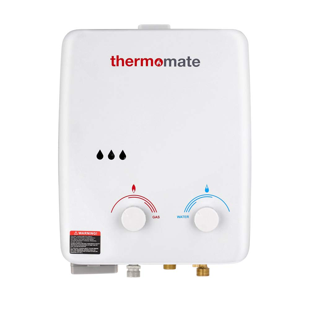 Gas Water Heater, Thermomate AZ132 5L