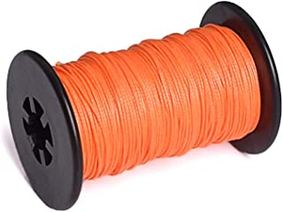Elong Archery Bow Strings Serving Thread 0.018 inch 32 Yard Bowstring Protective for Various Bows