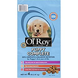 Ol' Roy-Puppy-Complete