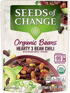 Seeds of Change Organic Three Bean Chili (6Pk), 9.2 Oz